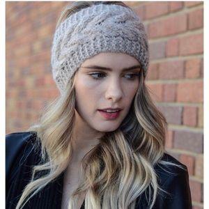 🌟SALE🌟 NWT Gray Knit Headband
